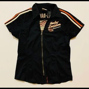 Harley Davidson Shop Shirt